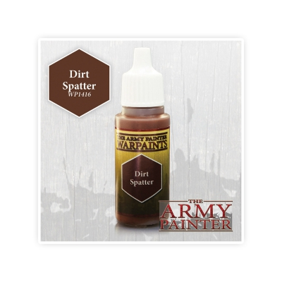 Army Painter Paint - Dirt Spatter