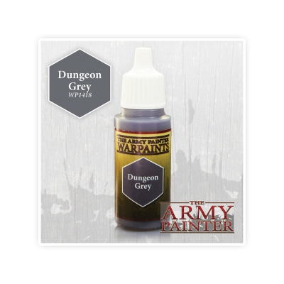 Army Painter Paint - Dungeon Grey