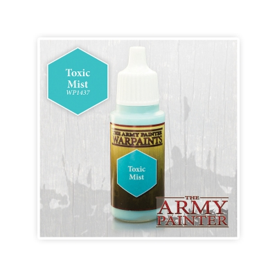 Army Painter Paint - Toxic Mist