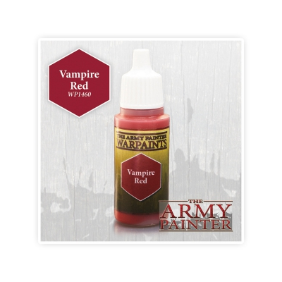 Army Painter Paint - Vampire Red