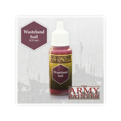 Army Painter Paint - Wasteland Soil