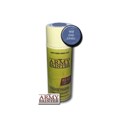 Army Painter  Primer - Wolf Grey - 400ml
