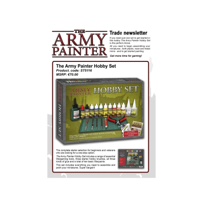 Army Painter - Hobby Starter Set