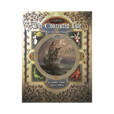 Ars Magica - The Contested Isle