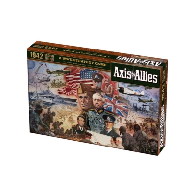 Axis und Allies 1942 - 2nd Edition