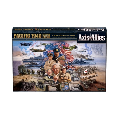 Axis und Allies - Pacific 1940 2nd Edition