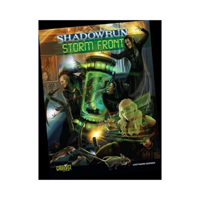 Shadowrun - Storm Front