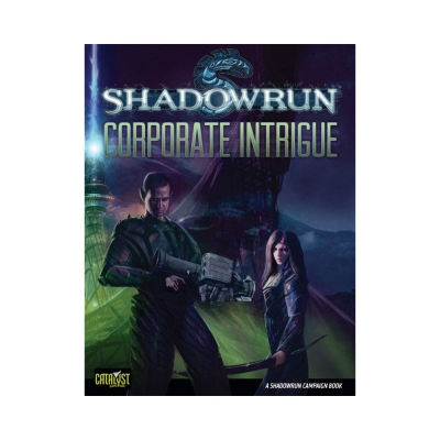 Shadowrun - Corporate Intrigue