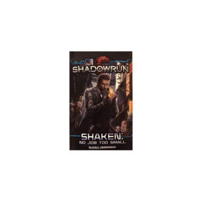 Shadowrun - Shaken - No Job too small