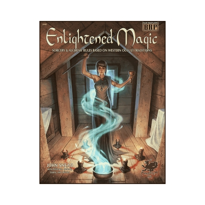 Basic Role Playing - Enlightened Magic
