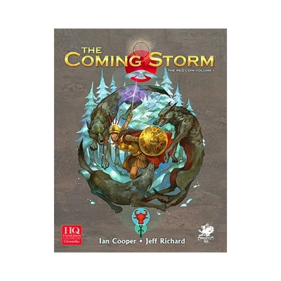 RuneQuest - Coming Storm