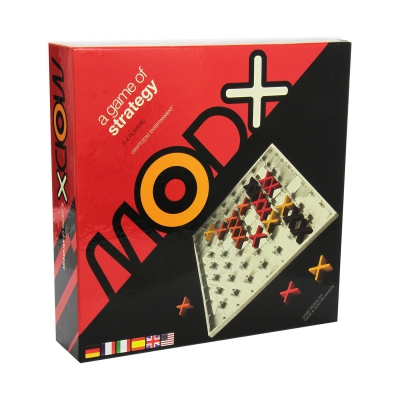 Mod X Strategy Game