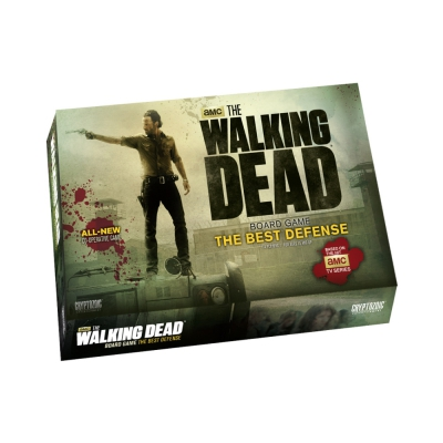 Walking Dead - Best Defense Cooperative Boardgame