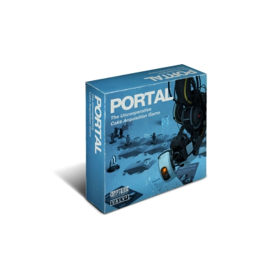 Portal - The Uncooperative Cake Acquisition Game