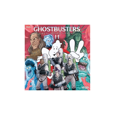 Ghostbusters - The Boardgame II