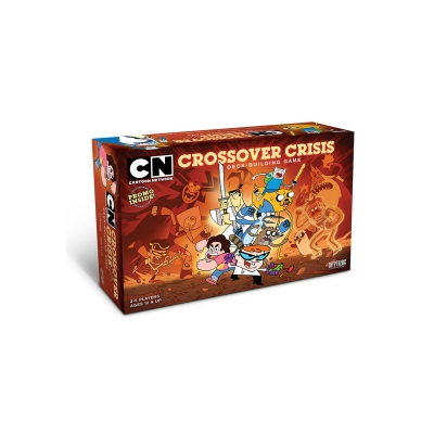 Cartoon Network Crossover Crisis Deckbuilding Game