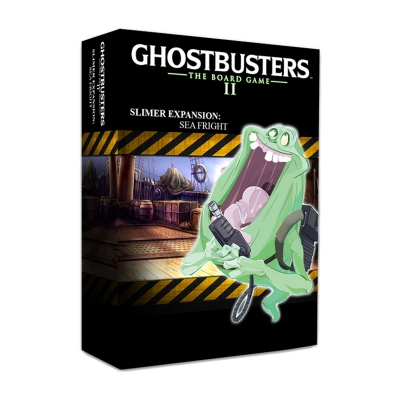 Ghostbusters - Slimer Sea Fright Expansion Pack