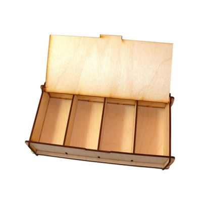 Board Game Storage Boxes - Token Box L