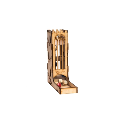 Dice Towers - Dice Tower - Castle