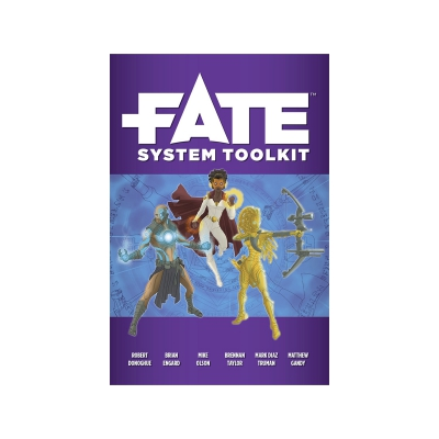 Fate - System Toolkit