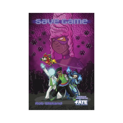 Fate - Save Game