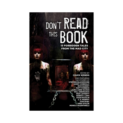 Don't Rest Your Head - Don't Read this Book
