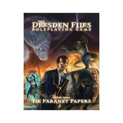 Dresden Files RPG - Paranet Papers
