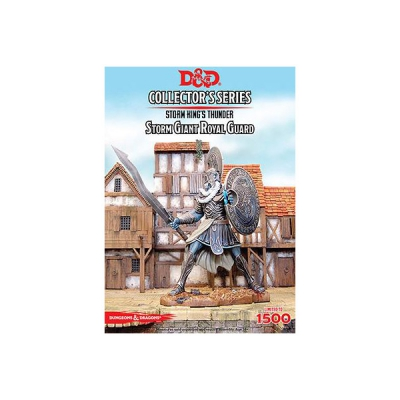 DundD Storm Kings Thunder - Storm Giant Royal Guard - 1 Figur