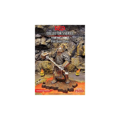 DundD Storm Kings Thunder - Fire Giant Lord - 1 Figur