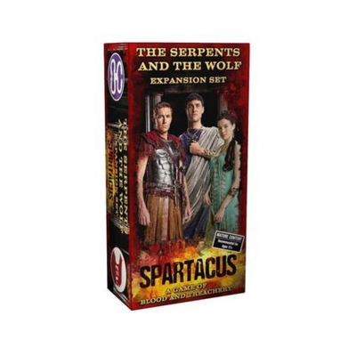 Spartacus - The Serpents and the Wolf Expansion