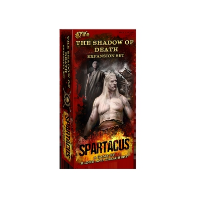Spartacus - Shadow of Death Expansion