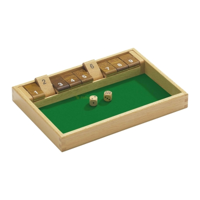 Shut The Box 9er - Buche