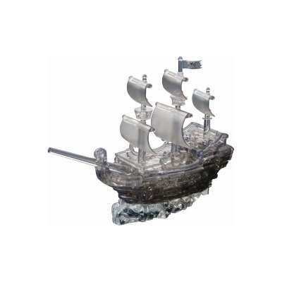 Große Crystal Puzzle - Piratenschiff