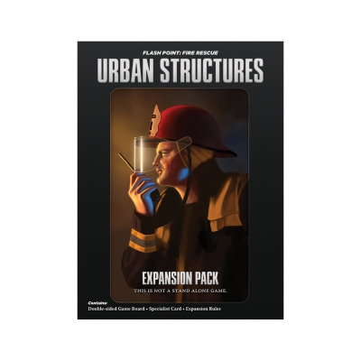 Flash Point - Fire Rescue - Urban Structures Expansion