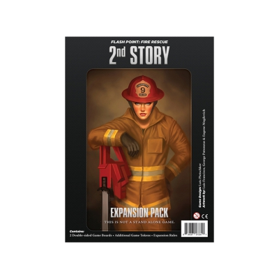 Flash Point - Fire Rescue - 2nd Story Expansion