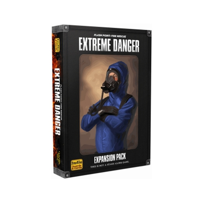 Flashpoint Fire Rescue - Extreme Danger Expansion