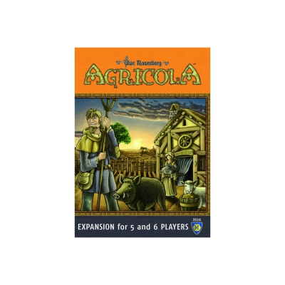 Agricola Expansion 5-6 Players