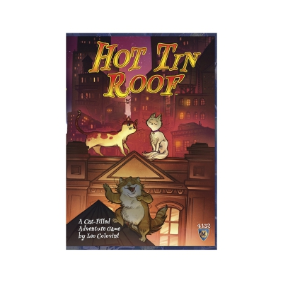 Hot Tin Roof - Cats just want to have fun
