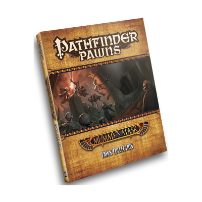 Pathfinder - Mummys Mask Pawn Collection