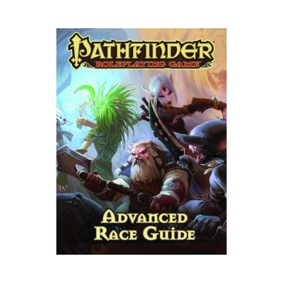 Pathfinder - Advanced Race Guide