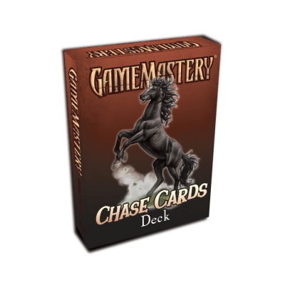 Pathfinder - GM Cards - Chase Cards