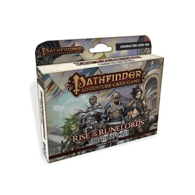 Pathfinder - Rise of the Runelords Characters Add-On