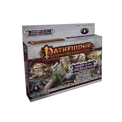 Pathfinder - Wrath of the Righteous Characters Add-On