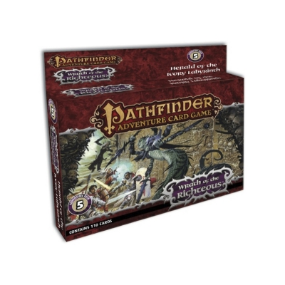 Pathfinder - Wrath of the Righteous Herald of the Ivory Lab.