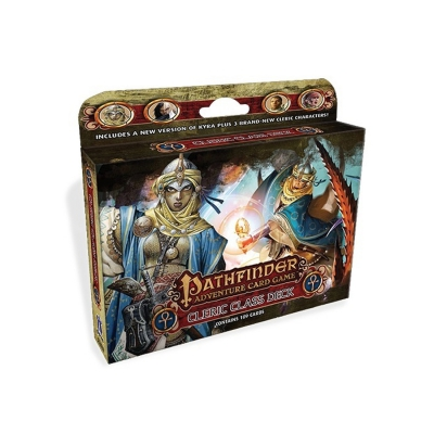 Pathfinder Adventure Card Game - Cleric Class Deck