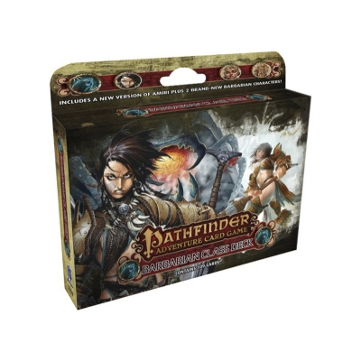Pathfinder Adventure Card Game - Barbarian Class Deck