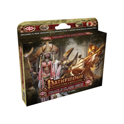 Pathfinder Adventure Card Game - Oracle Class Deck