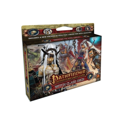 Pathfinder Adventure Card Game - Witch Class Deck