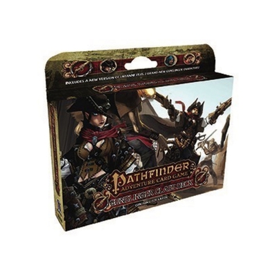 Pathfinder Adventure Card Game - Gunslinger Class Deck
