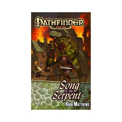 Pathfinder - Song of the Serpent